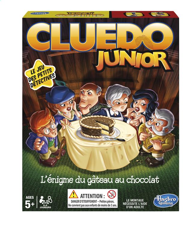 clue jr. l'Énigme du gâteau au chocolat - la boîte à jeux