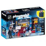 LNH Coffret du vestiaire - Playmobil