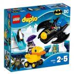 Duplo Batwing adventure