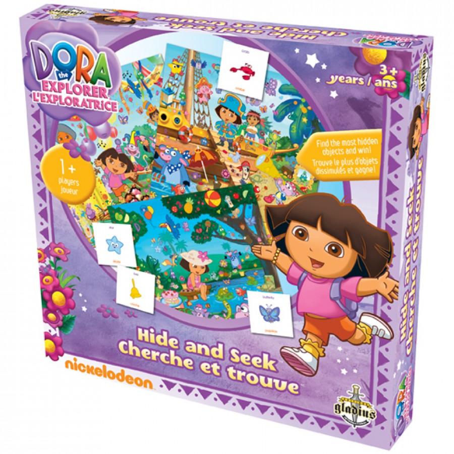 Dora Exploratrice La Boîte à Jeux